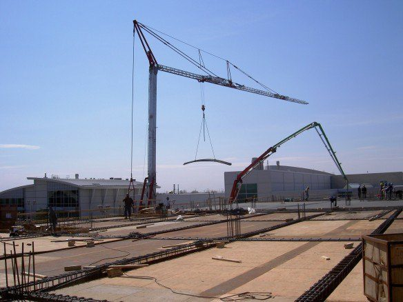 self erecting tower crane efficiency