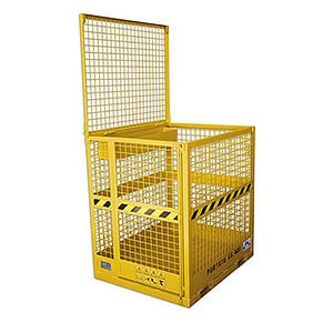 OSHA Regulations Forklift Man Basket